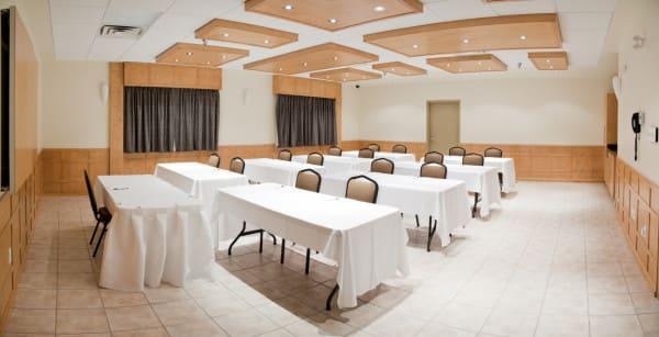 Salle de réunion québec