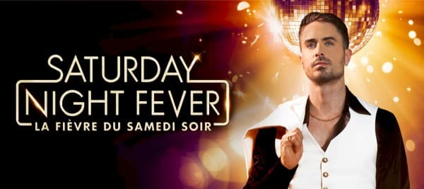 Show saturday night fever hotel package