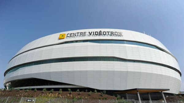 Centre Videotron hotel quebec