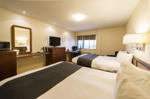 Chambre d'hôtel junior