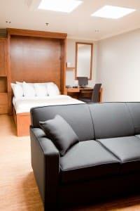 Suite d'hôtel corporative