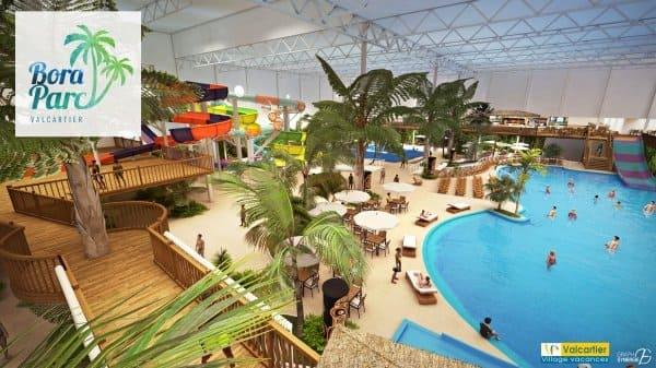 Forfait Bora Parc Hotel Et Suites Le Dauphin Quebec