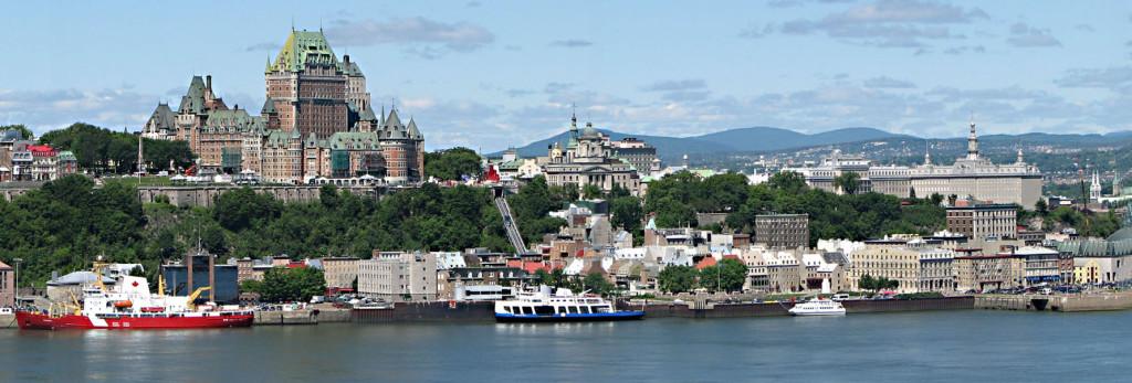Vacance en famille à Québec