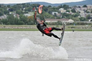 kitesurf quebec