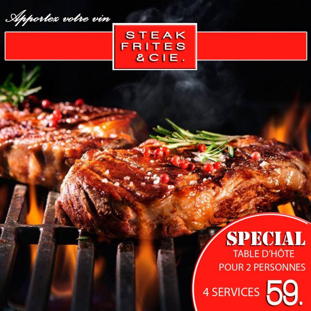 Restaurant Steak Frites & cie
